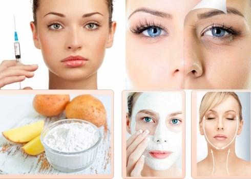 Омолаживающая маска для зрелой кожи