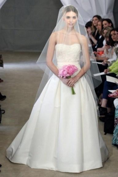 Модные свадебные платья 2014-2015