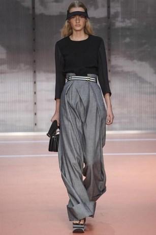 Модные женские брюки весна-лето 2014-2015