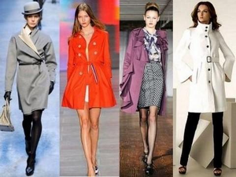 Модные женские плащи 2014-2015