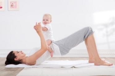Восстанавливаемся после родов. Тренировки и упражнения
