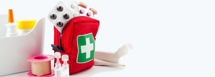 Как собрать аптечку для новорожденного