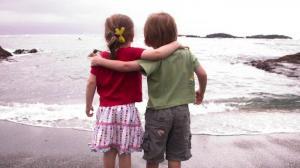 Какой бывает дружба между детьми