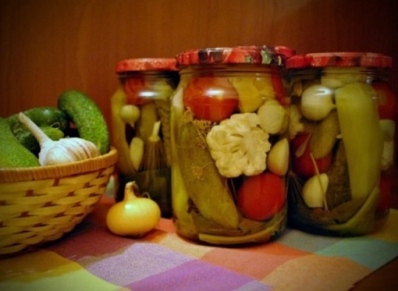 Консервированные продукты: польза или вред?