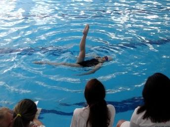 Синхронное плавание - балет на воде