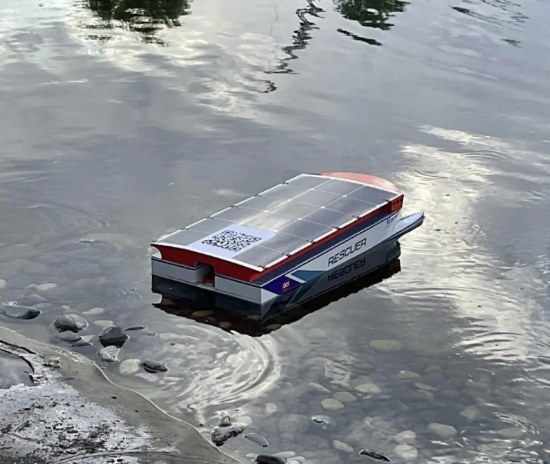 """Проект """"Спасательное судно на солнечных батареях"""" признан лучшим в номинации"""